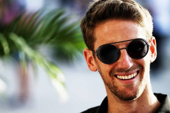 Romain Grosjean (FRA) Haas F1 Team. 28.03.2019. Formula 1 World Championship, Rd 2, Bahrain Grand Prix, Sakhir, Bahrain, Preparation Day. - www.xpbimages.com, EMail: requests@xpbimages.com - copy of publication required for printed pictures. Every used picture is fee-liable. © Copyright: Batchelor / XPB Images