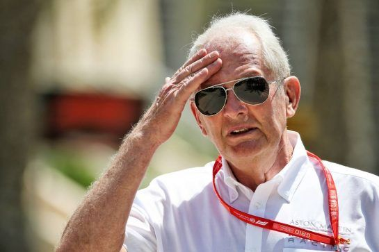 Dr Helmut Marko (AUT) Red Bull Motorsport Consultant. 29.03.2019. Formula 1 World Championship, Rd 2, Bahrain Grand Prix, Sakhir, Bahrain, Practice Day - www.xpbimages.com, EMail: requests@xpbimages.com - copy of publication required for printed pictures. Every used picture is fee-liable. © Copyright: Batchelor / XPB Images