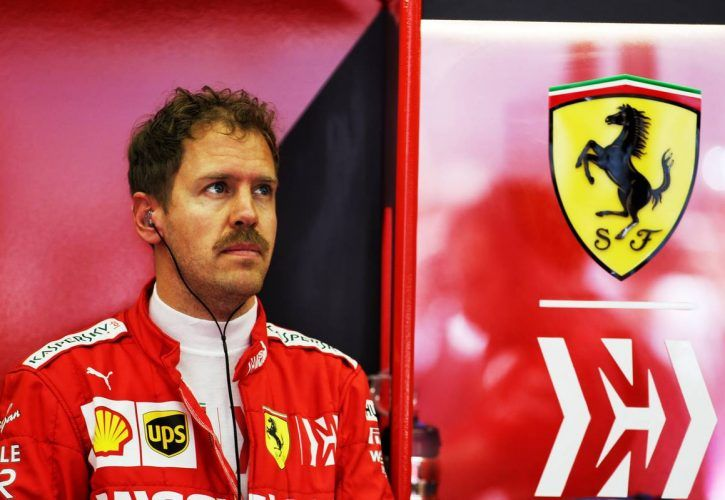 Sebastian Vettel after disastrous F1 start: 'I know I can be better'