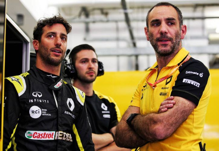 Daniel Ricciardo, F1 Bahrain Grand Prix | Electrocution fear after Renault failure