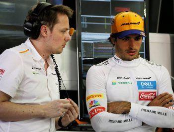 Sainz relates to Mick Schumacher's 'famous name' burden