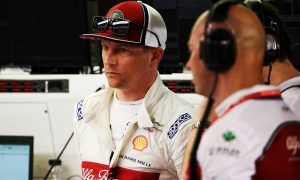 Raikkonen unsatisfied with Alfa Romeo results despite consistency