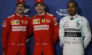 Leclerc snatches maiden pole as Ferrari locks out Bahrain front row