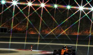'A good day at the office' for improved McLaren