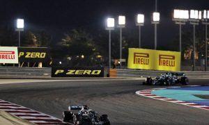 2019 Bahrain Grand Prix - Race results