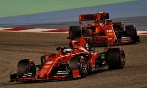 Leclerc applied caution to 'tricky situation' with Vettel