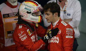 Rivalry with Leclerc unsettling Vettel, and Ferrari - Villeneuve