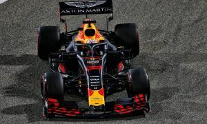 Verstappen says he 'didn't deserve a podium' in Bahrain