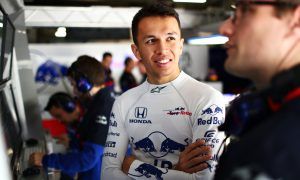 Albon determined to 'keep his nose clean' in Baku