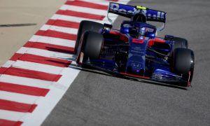 Toro Rosso's Albon got lucky in Bahrain, but he'll take it!