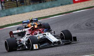 Alfa Romeo's Vasseur had jitters over Raikkonen's reliability