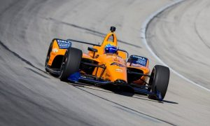 Nine degrees: McLaren's clever scheme to give Alonso an edge at Indy