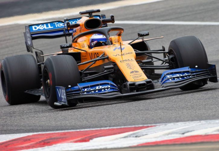 McLaren has improved package in every area - Fernando Alonso