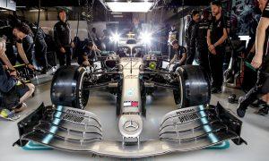 Bottas takes over for Mercedes in FP2 in Shanghai