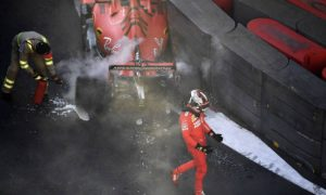 Rosberg lays the blame for Leclerc crash on Ferrari!