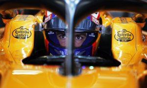 Leading McLaren resurgence a 'huge motivation' for Sainz