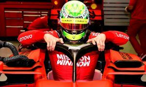 Gallery: Mick Schumacher's F1 baptism of fire with Ferrari!