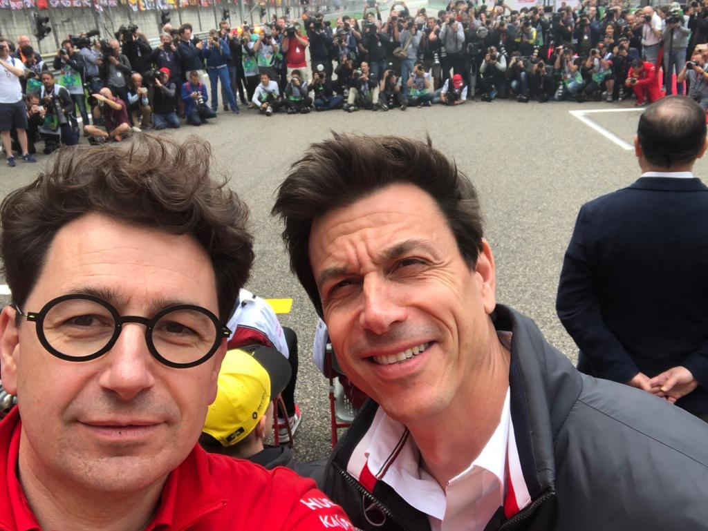 Wolff: Ferrari team order may have opened up 'a can of worms' thumbnail