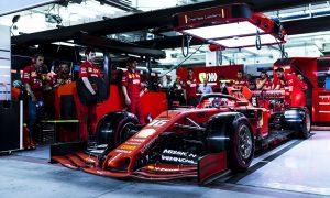 Ferrari seeking two important confirmations in China