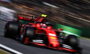 Binotto: No big speed advantage for Ferrari on straights