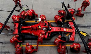 Ferrari to take first step in SF90 development in Baku