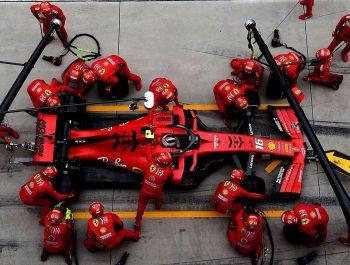 Ferrari to take first step in SF90 development in Baku