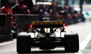 Hulkenberg MGU-K failure in China sparked by software glitch