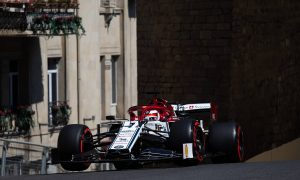 Raikkonen Q3 charge ruined by Hamilton slipstream