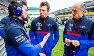 Kvyat: China GP stewards agree penalty was 'harsh'