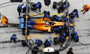 No regrets for Norris despite failed McLaren gamble