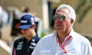 Perez: Lawrence Stroll the most 'motivated' person in the garage