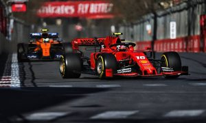 Leclerc told by team 'no possibility to come back' during second stint