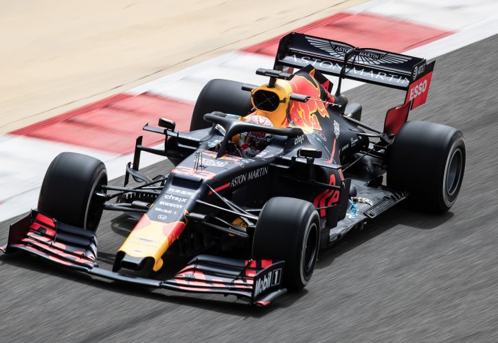 Red Bull's Bahrain issues traced to set-up error