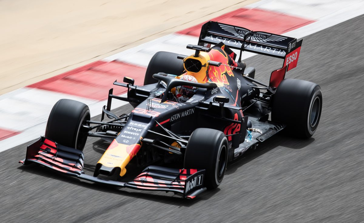 Daniel Ticktum buoyed by his maiden Red Bull F1 test