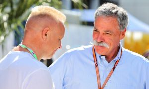 Mazepin not seeking to invest in Williams says Uralkali