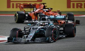 Brawn: Mercedes won't ignore Ferrari 'wake-up call' in Bahrain