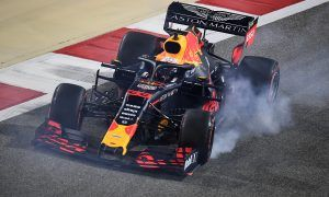 Narrow operating window of RB15 challenging Red Bull drivers