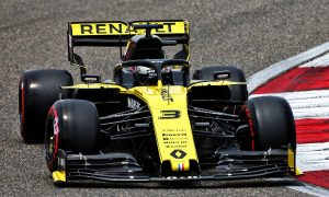 Ricciardo pleased to lead midfield battle despite 'messy' Q3
