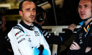 Williams set-up changes mean pitlane start for Kubica