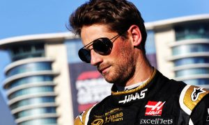 Grosjean getting 'f***ing' annoyed with Haas tyre struggles
