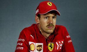 Vettel denies Bahrain spin the result of mounting 'pressure'