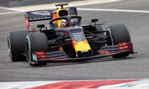 Verstappen pips Schumacher in rain-disrupted first Bahrain test!