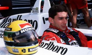 1988, USA GP Detroit 1988, Ayrton Senna MP4/4