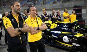 Abiteboul concerned Renault falling short on reliability