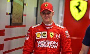 Ferrari sure Schumacher is 'good candidate' for F1