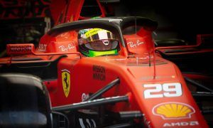 Schumacher says Ferrari 'feels like home already'