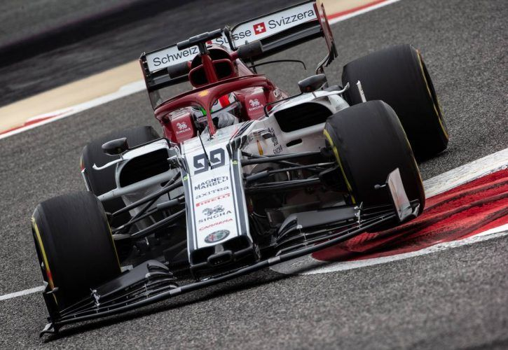 Alfa Romeo Racing F1 Team