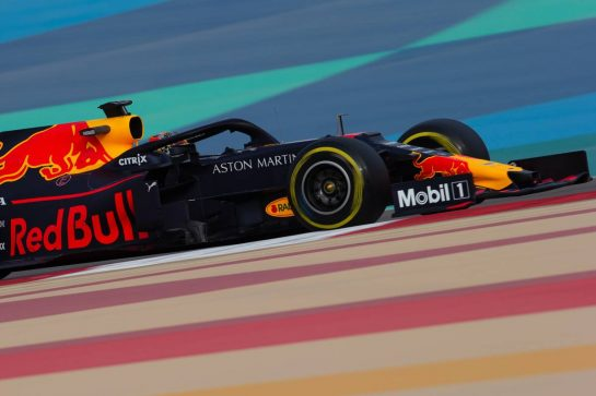 Dan Ticktum (GBR) Red Bull Racing RB15 Test Driver. 03.04.2019. Formula One Testing, Sakhir, Bahrain, Wednesday.  - www.xpbimages.com, EMail: requests@xpbimages.com - copy of publication required for printed pictures. Every used picture is fee-liable. © Copyright: Bearne / XPB Images