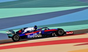 Kvyat hoping 'everything clicks' in time for Shanghai