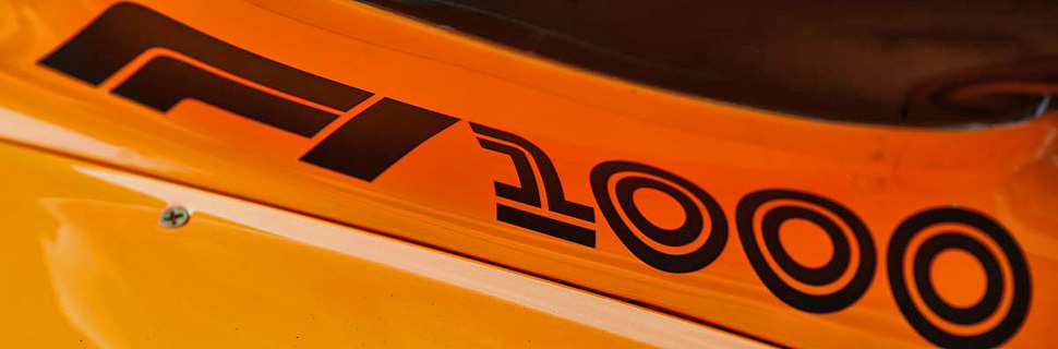McLaren MCL34 - 1000 GP atmosphere